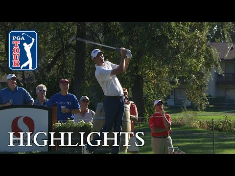 Chesson Hadley's extended highlights | Round 2 | Safeway Open