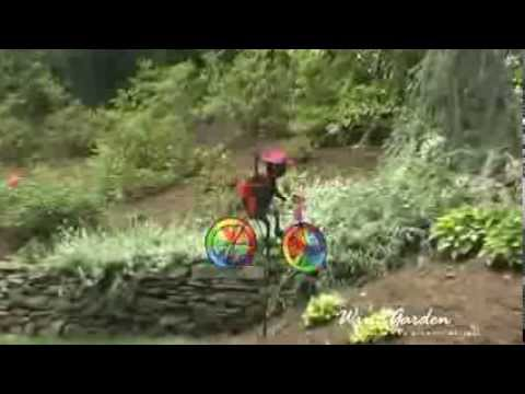 WindGarden Bicycle Spinners by Premier Designs