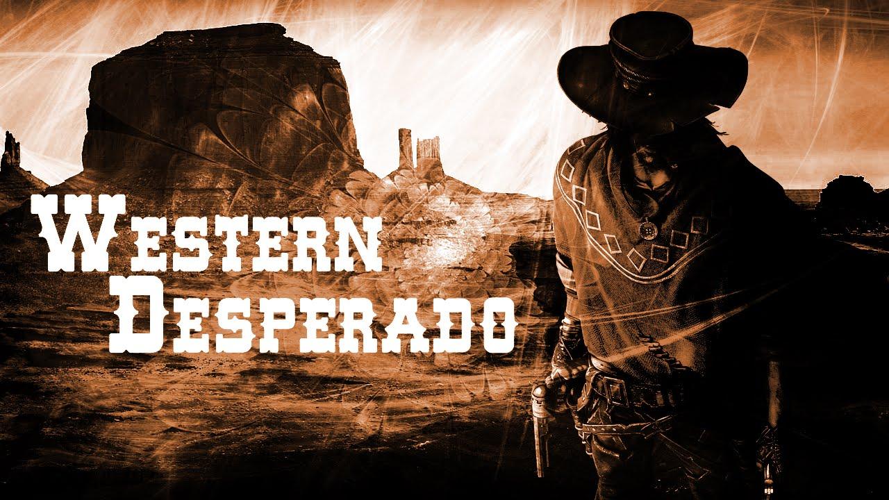 [Western Desperado] As a cowboy on the prairie [Old Game ...