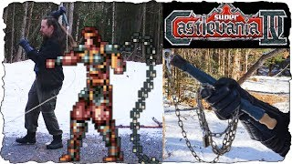 One of the Greatest VG Weapons: The Castlevania Whip