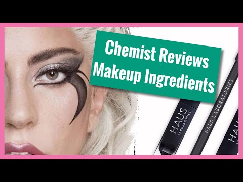 Lady Gaga Makeup Line First Impressions (Chemist Reviews Ingredients)