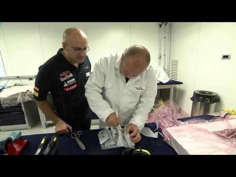 Scuderia Toro Rosso Factory & Wind Tunnel Tour