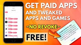 Install Paid Apps, ++ Apps, Tweaked Games On iPhone for FREE -NO Revoke - iOS 11(NO JAILBREAK)