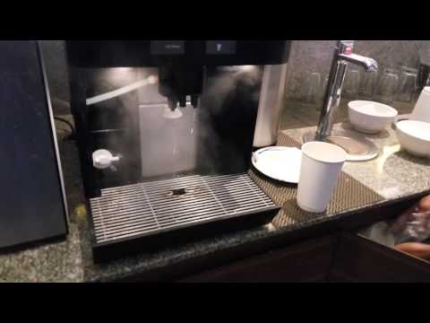 How to Prepare Bean to Cup Coffee Machine WMF 1200 S