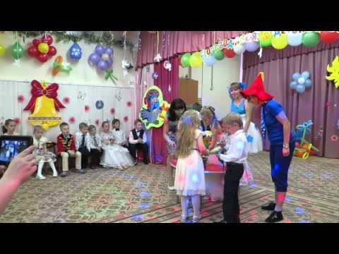 Выпускной в детском саду 2014