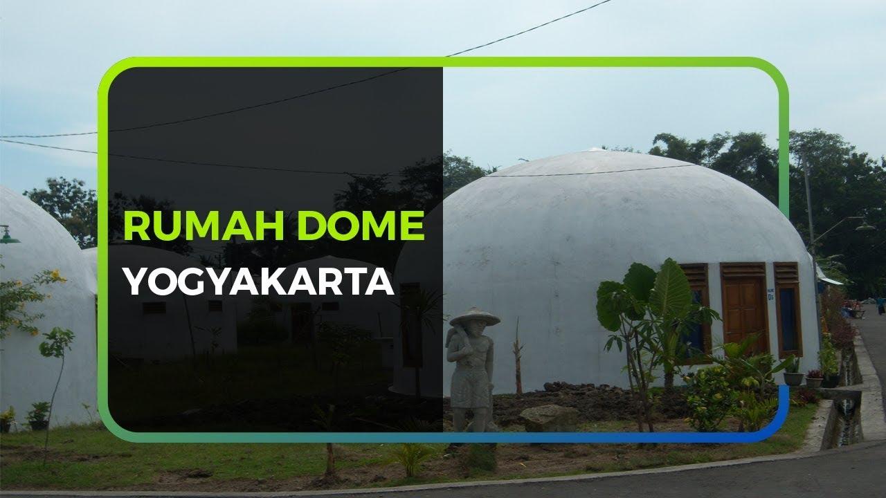 RUMAH DOME, YOGYAKARTA