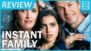 Review phim INSTANT FAMILY (Con nuôi bất đắc dĩ)