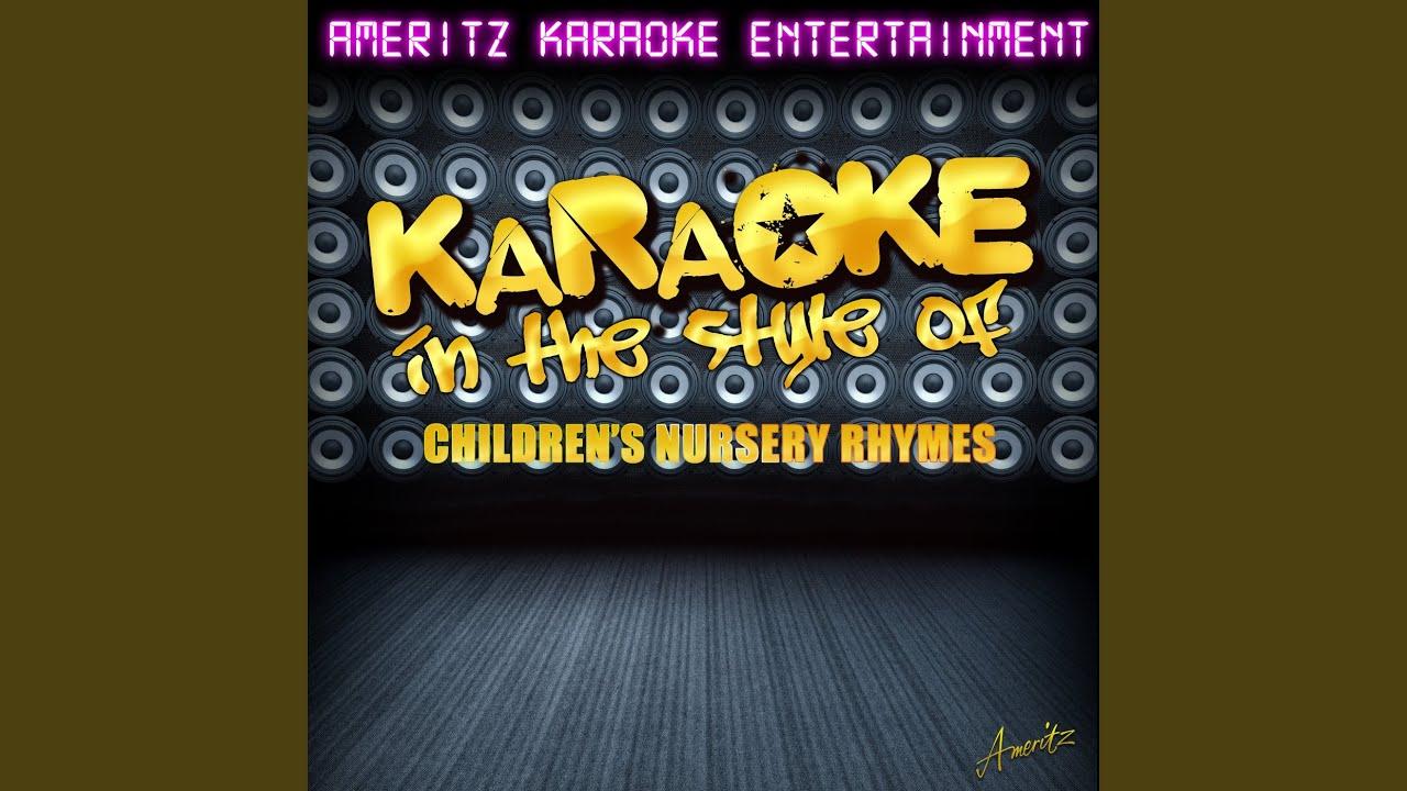 Baa Baa Black Sheep (In the Style of Children's Nursery Rhymes) (Karaoke Version)