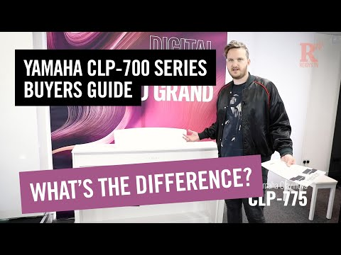 Yamaha Clavinova CLP-700 Series Digital Piano Buyers Guide - Which One Is Best For You?