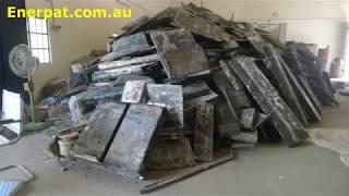 Scrap Radiator Recycling Machine Copper and Aluminium Shredding Sorting Crusher Machine with CE
