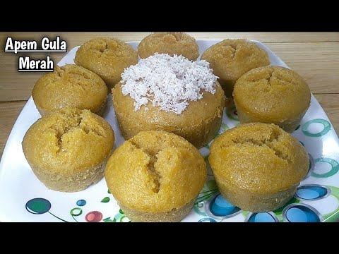 Resep Kue Apem Tepung Beras Gula Merah