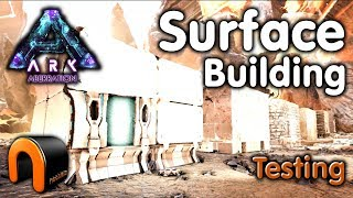 ARK ABERRATION SURFACE BUILDING TESTING