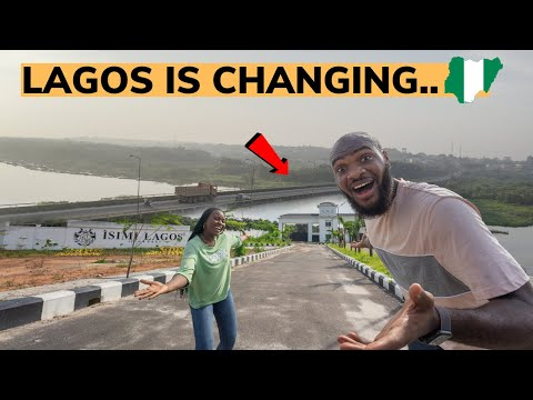 Why This Waterfront City Could Change Lagos Nigeria!
