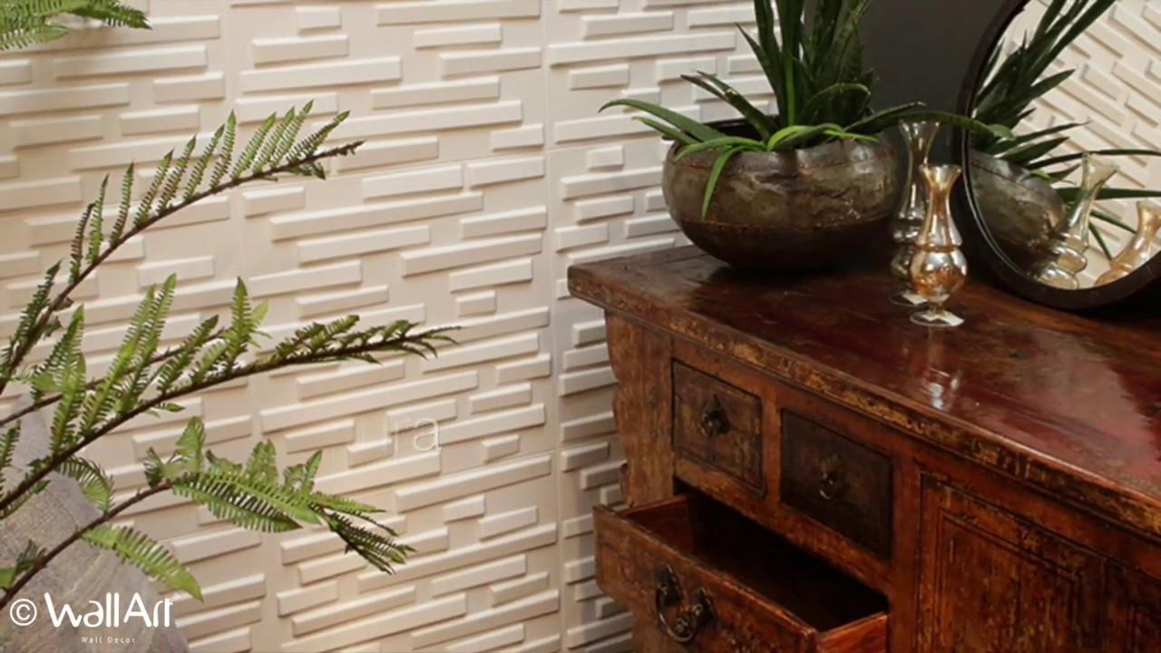 3d wall art panels bedroom wallart 3d wall panels ventura design youtube