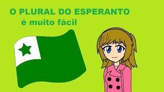 O que é o plural de esperanto?