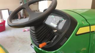 Riding Mower - Installing WR Long 3rd Function Hydraulics on 2017