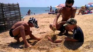 Отдых на Арабатской стрелке (2012)(Арабатская стрелка, Счастливцево, пансионат