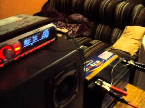 Som automotivo em casa com bateria youtube - Bateria para casa ...