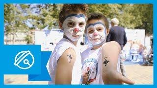 Doraemon e Hiru | Festival Play'N'Kids | BBK Live Bereziak 2016