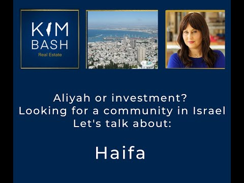 Looking For A Community In Israel – Let's Talk About Haifa