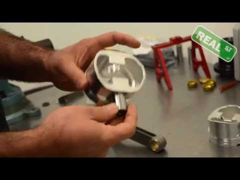 Jay's Tech Tips #9: Wrist Pin & Piston Relationship/Installation of Pin Retention Clips