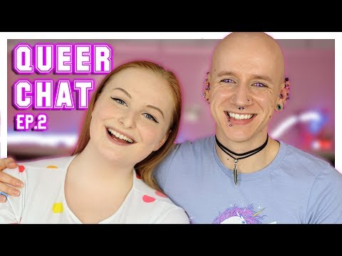 I'm Transgender, But No One Knows | Queer Chat Ep.2 (ft. Ellen Stephenson) | Roly