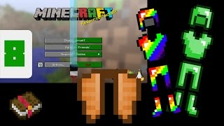 Minecraft - Add Custom Armor, Elytra & Glint Textures! (Resource Pack Tutorial)