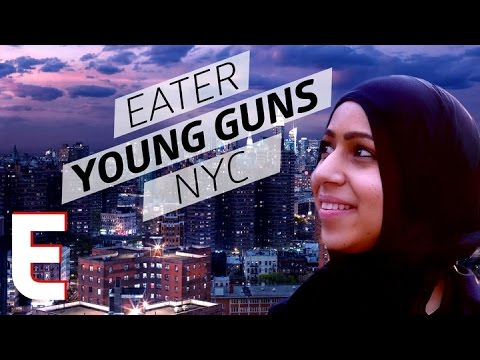 Where to Eat in NYC's Lower East Side with Eater Young Guns Finalist Sumaiya Bangee [SPONSORED]