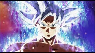 Goku The Master Of Ultra Instinct {AMV} Faint (Linkin Park)