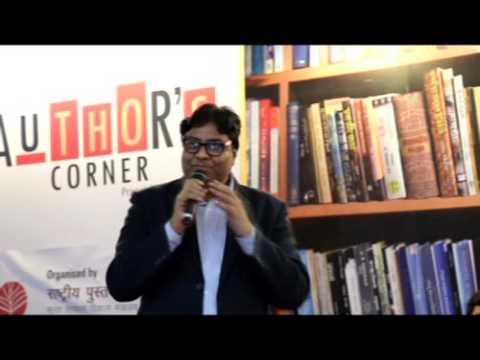 विश्व पुस्तक मेले में समोद सिंह चरोरा की पुस्तकों का लोकार्पण