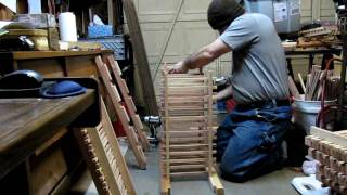 Wine Rack Assembly Instruction Video Hrs Design