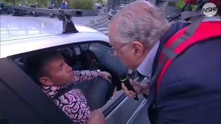 Il y a quatre ans dans TPMP... Gérard Louvin faisait du stop en pleine rue (vidéo)