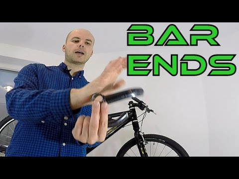 Venzo Cycling Road Bike Bicycle Adapter Flat Handlebar Bar Ends