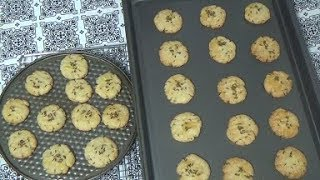 Without Oven and without cookie cutter Zeera biscuits | bakery biscuits by easy cooking with Shazia