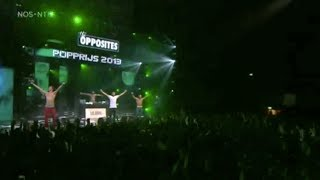 The Opposites live op Noorderslag 2014