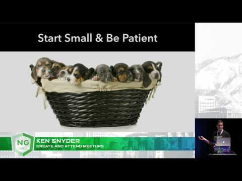 Create and Attend Meetups - KEN SNYDER