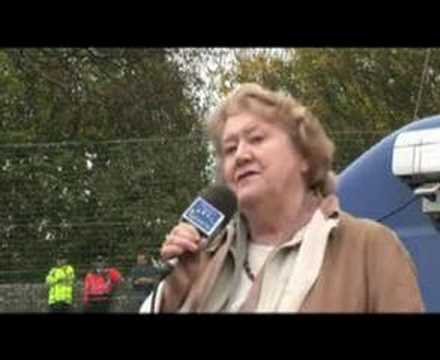 Save St Richards Hospital - Patricia Routledge Speaks Out