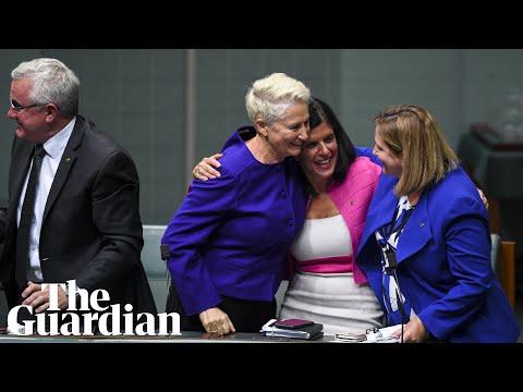 The moment the government lost the medevac bill vote Mp3