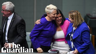 The moment the government lost the medevac bill vote