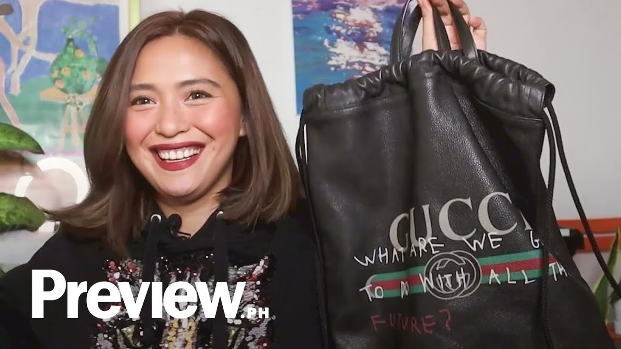 Joyce Pring's Favorite Designer Items Include a P94,000 Backpack | Designer Favorites | PREVIEW
