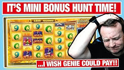 CAN GENIE SAVE IT? Bonus Hunt - Online Slots
