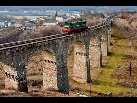 💙💛 Самые красивые места Украины!
