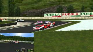 rFactor - Sport Prototype (Group C)