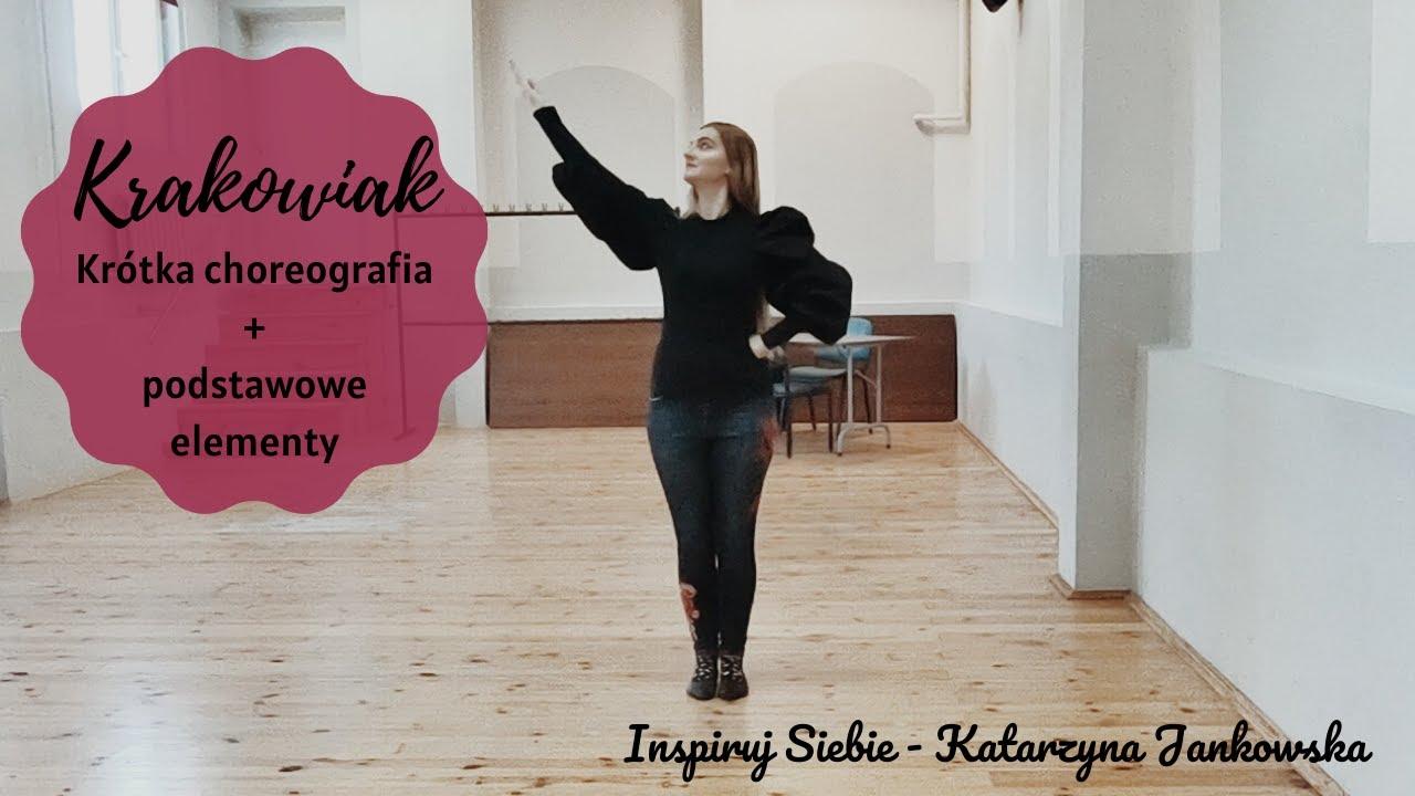 Krakowiak dla dzieci   krótka choreografia + wyjaśnienie elementów