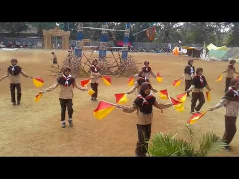 Juara 1 Semaphore Dance SDIT Bina Insani Kec. Sukamulya Tangerang