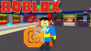 Roblox-Factory Super Heroes (Super Hero Tycoon)