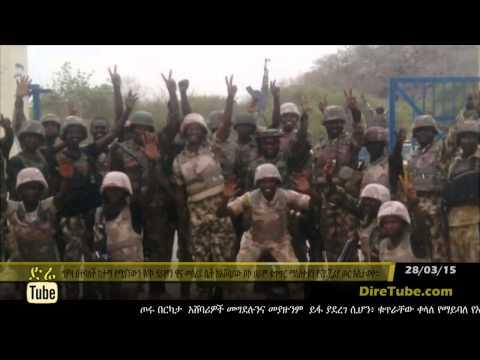 DireTube - Boko Haram HQ Gwoza in Nigeria 'retaken'