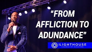 From Affliction to Abundance   When others make your life difficult   Pastor Keion Henderson