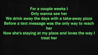 Ed Sheeran- Don't (LYRICS)
