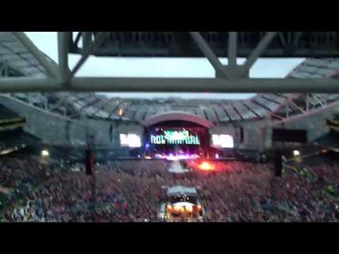 Rihanna - We Found Love Dublin